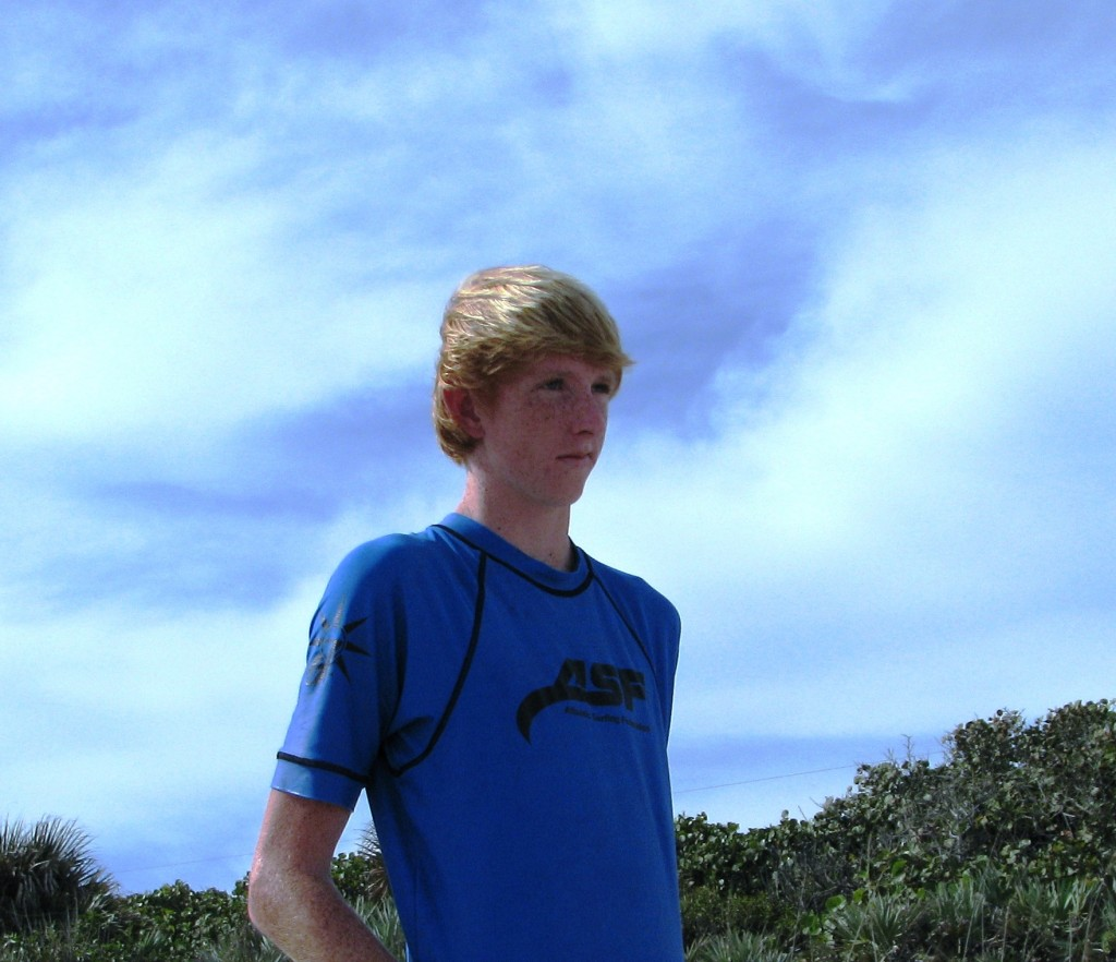 Brady is a NAUI Advanced SCUBA Diver, talented surf competitor, and quickly becoming a reputable surf instructor.